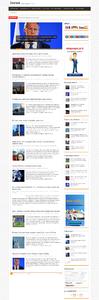 Автонаполняющийся новостной сайт 3News