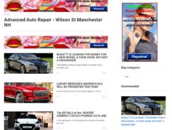 Англоязычный сайт Advanced Auto