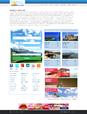 Туристический англоязычный сайт с 0,30-4$ за клик для заработка