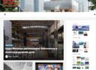 Дизайн сайт с наполнением