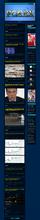 Автонаполняющийся англоязычный сайт Forex news