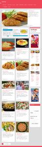 Автонаполняющийся сайт Кулинар