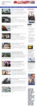 Автонаполняющийся сайт Новости России и мира