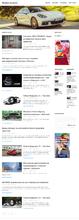 Автонаполняющийся сайт новости авто