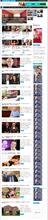 Автонаполняющийся новостной сайт Новости России