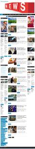 Автонаполняющийся сайт Новости Украины(премиум)