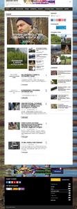 Автонаполняющийся сайт про охоту (премиум)