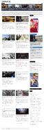 Автонаполняющийся новостной сайт Украина