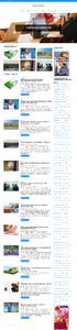 Автонаполняющийся новостной сайт Узбекские новости