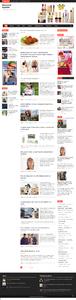 Автонаполняющийся сайт женский журнал (премиум)